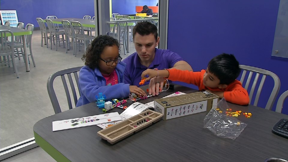 WDRB: New Zaniac learning center uses video games, Legos and more to engage students