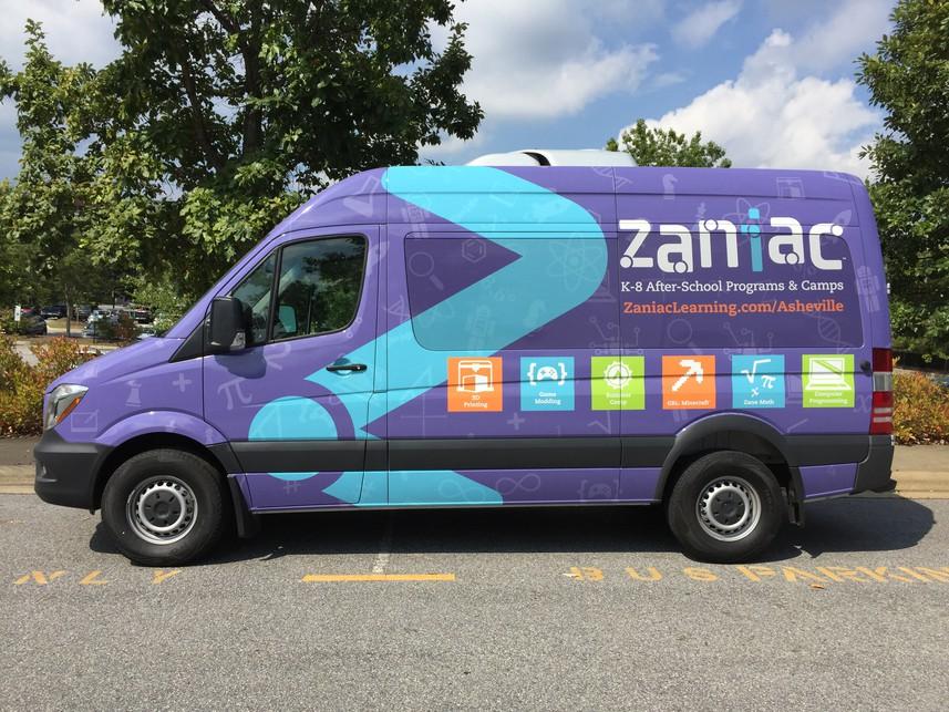 Transportation Options to Zaniac After School