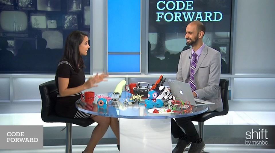 MSNBC's Code Forward: Boosting brainpower with STEM toys thumbnail