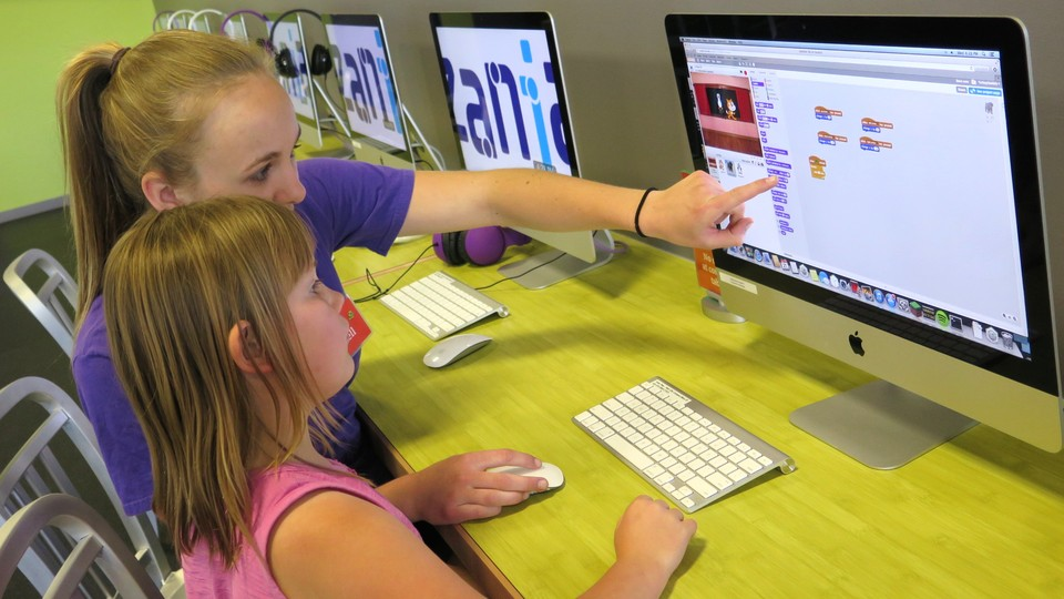 KUER: Utah Company Introduces Girls-Only Computer Programming Course