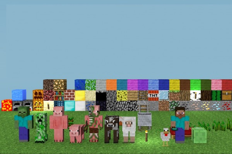 Minecraft Makes STEM Learning Fun