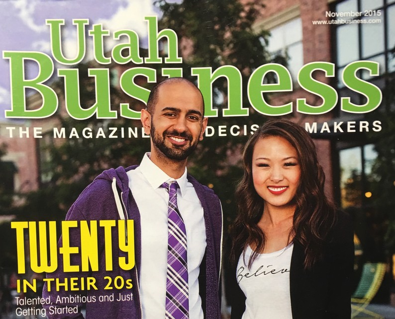 Franchising.com: Zaniac Co-Founder Named to Utah Business Twenty in Their 20s List