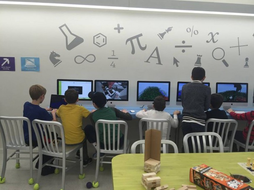 Red Tricycle: Kids Learn & Play at Zaniac's First NYC Location