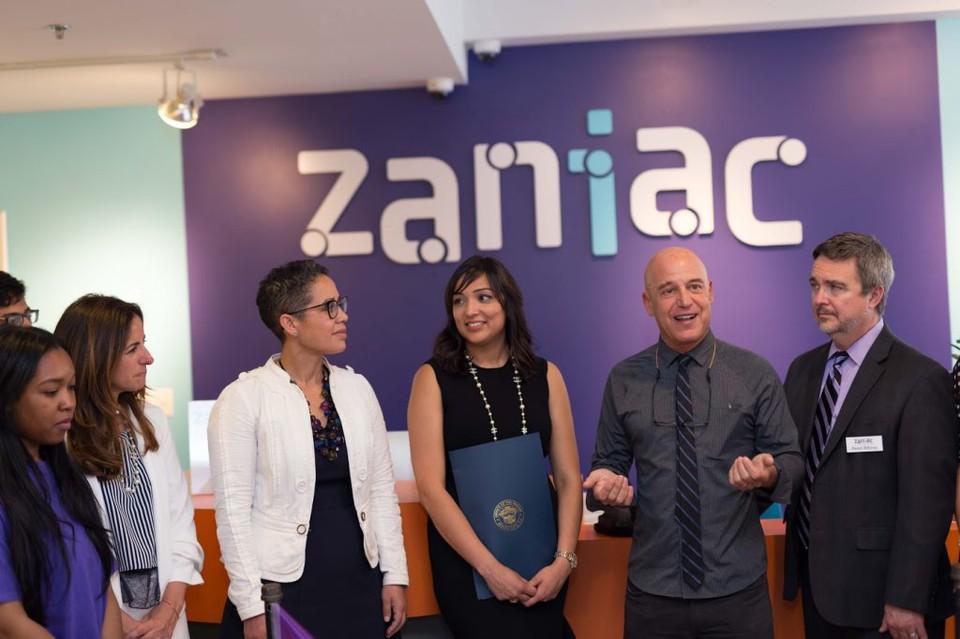 Zaniac: Grand Opening