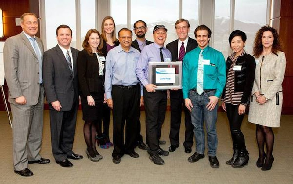"""Zaniac Honored as """"Top Business"""" by Zions Bank"""
