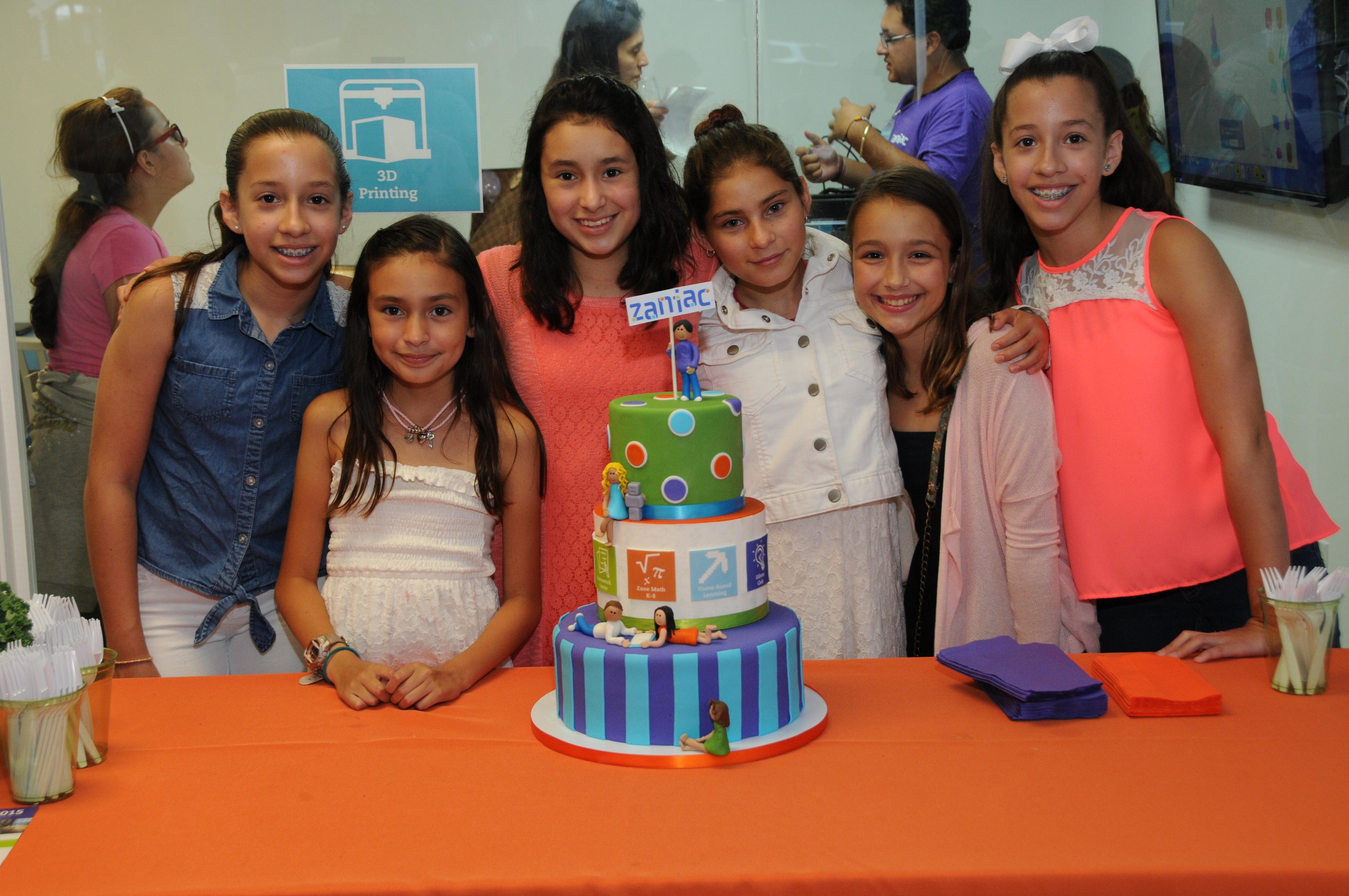 Birthday Parties Zaniac